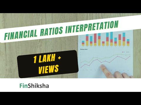 FinShiksha - Financial Ratios and their Interpretations