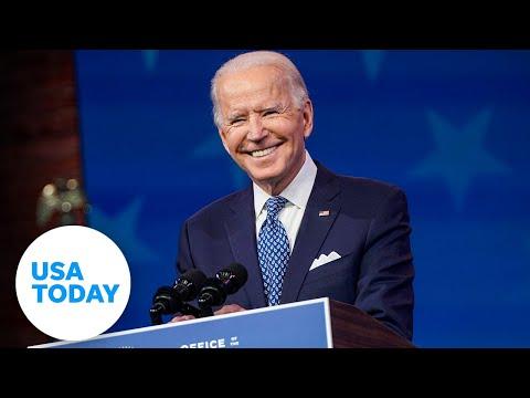 President Joe Biden has virtual call with NASA Perseverance Rover team | USA TODAY