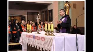 o. Daniel - kazanie ze spotkania młodych 8.03.2014