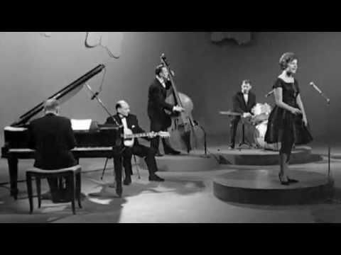 TVdebuut Rita Deneve als Rita Dee, BRT, 1961