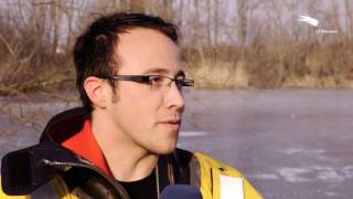 Eisrettung u. Tipps der UKH: Immer sicher unterwegs bei Eis und Schnee