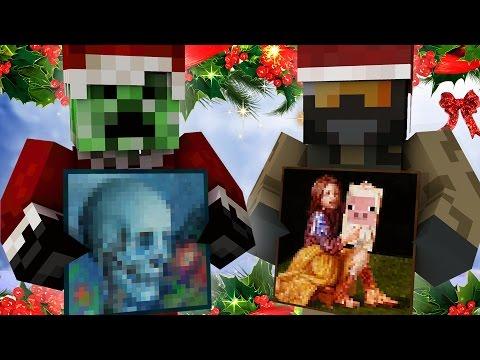 Dansk Minecraft - Jul med Crux & Zagi! #3