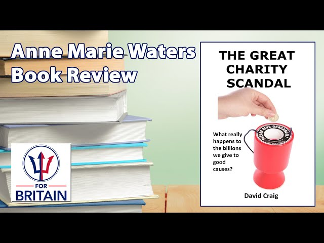 The Great Charity Scandal // Book Review // Anne Marie Waters