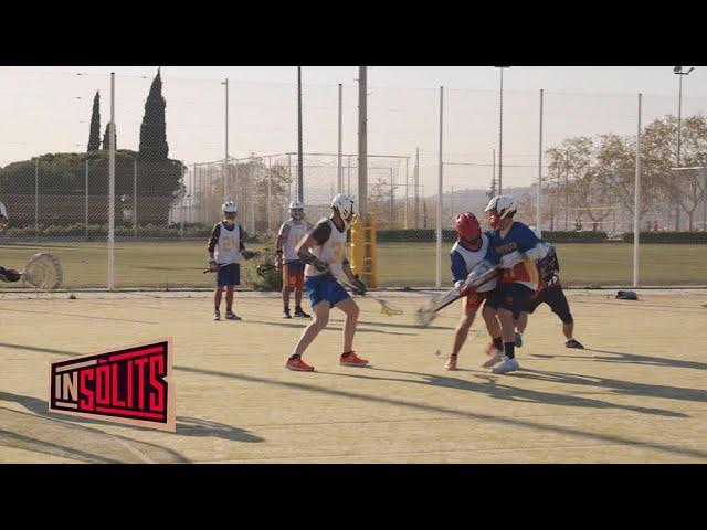 Ander Mirambell ens descobreix el lacrosse amb els Dracs de Barcelona | Insólits