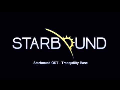 Starbound OST - Tranquility Base