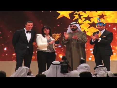 Global Teacher prize award 2017