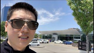 【公子Vlog】到多伦多北约克的凌志车行补轮胎,逛一逛日本城的超市