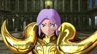 Saint Seiya Soldier's Soul: Sanctuary Chapter walkthrough Part 2 [PS4] (English)