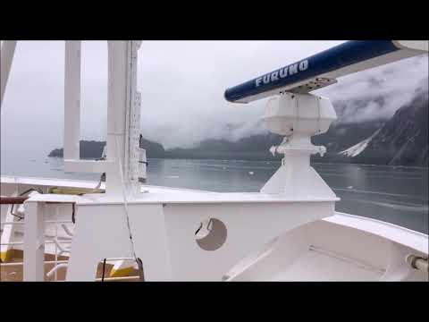 Alaska Cruise 2017:  7 Days Holland America Cruise From Seward Alaska to Vancouver