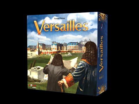 Purge Reviews: Versailles