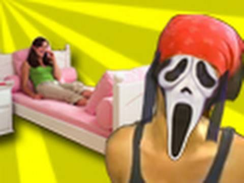Bed Intruder Prank
