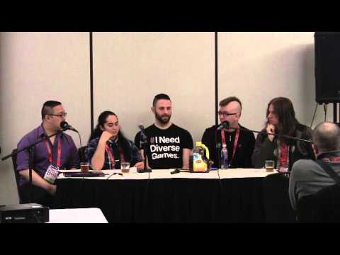 GXTalks: GX3 • Day 1 - Being Queer in the Games Journalism Industry