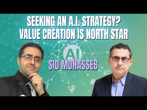 Elon Musk AI Opinion Challenged:Entrepreneur Sid Mohasseb explains  AI Business and Society Adoption