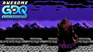 Ninja Gaiden II: The Dark Sword of Chaos by jimmypoopins and becored in 10:46 - AGDQ2020