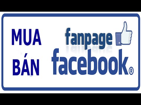 Bán fanpage facebook chất lượng