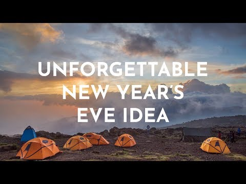Unforgettable New Years Eve idea - Follow Alice into 2018