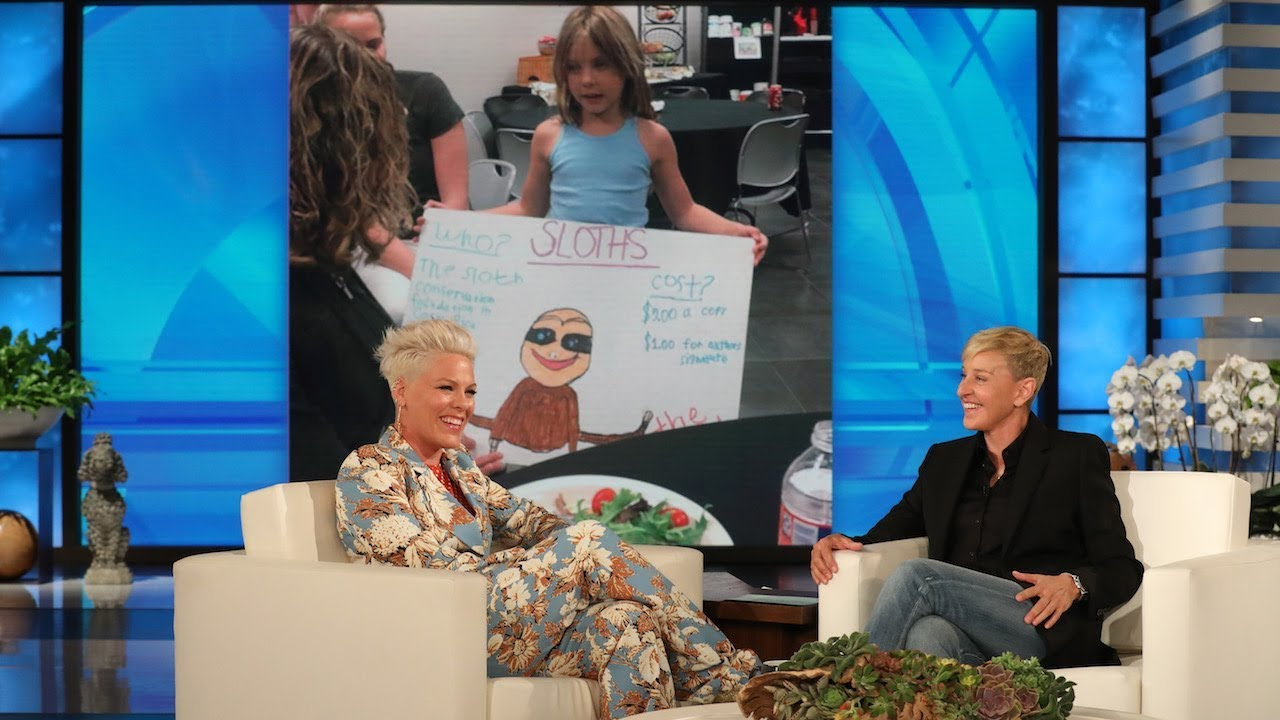 Download P!nk's Daughter Asked for a Raise on Tour