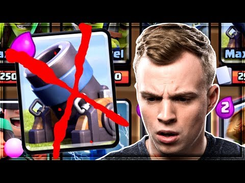 Clash Royale - THIS DECK SHOULD BE DELETED...