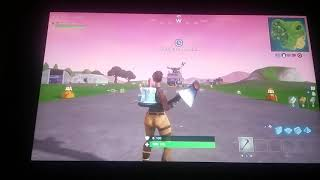 Perfect timing with gentleman's dab emote | Fortnite