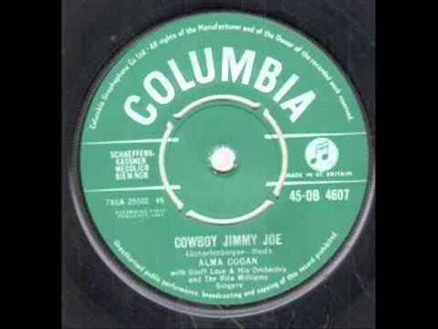 Alma Cogan - Cowboy Jimmy Joe