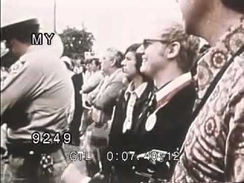 Assassination Attempt On Governor George Wallace.flv