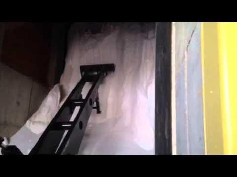 Hansonsilo.com Easy Rake Commercial Use Bulk Material remover