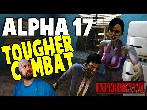ALPHA 17 - TOUGHER COMBAT | 7 Days To Die Alpha 17 | Part 2 from YouTube · Duration:  23 minutes 49 seconds