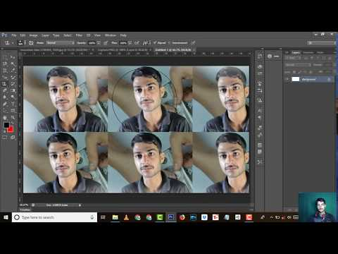 #24 Pattern Stamp Tool || Adobe Photoshop Tutorial in Hindi/Urdu Complete Course thumbnail