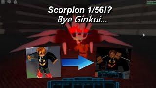 Miglior Quinque a Farm Eto [Scorpion1 1/56] RO-GHOUL Roblox