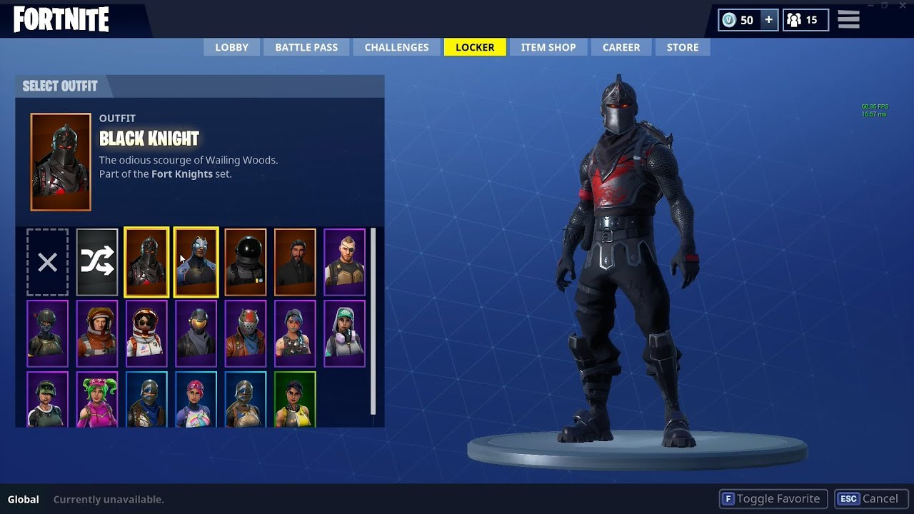 Fortnite Account For Trade Or Sale Cheap! (Season 1,2,3 ...