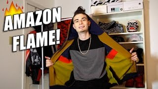 Affordable Amazon Clothing Haul! Hoodies, Tees, and Joggers! Ft. Coofandy