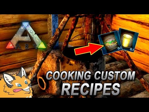 How to cook your own custom recipes ark survival evolved youtube how to cook your own custom recipes ark survival evolved forumfinder Gallery