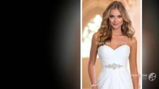 Vestido де Noiva белое цвета слоновая кость свадебное платье