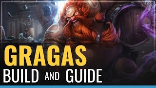 Gragas Build and Guide - League of Legends
