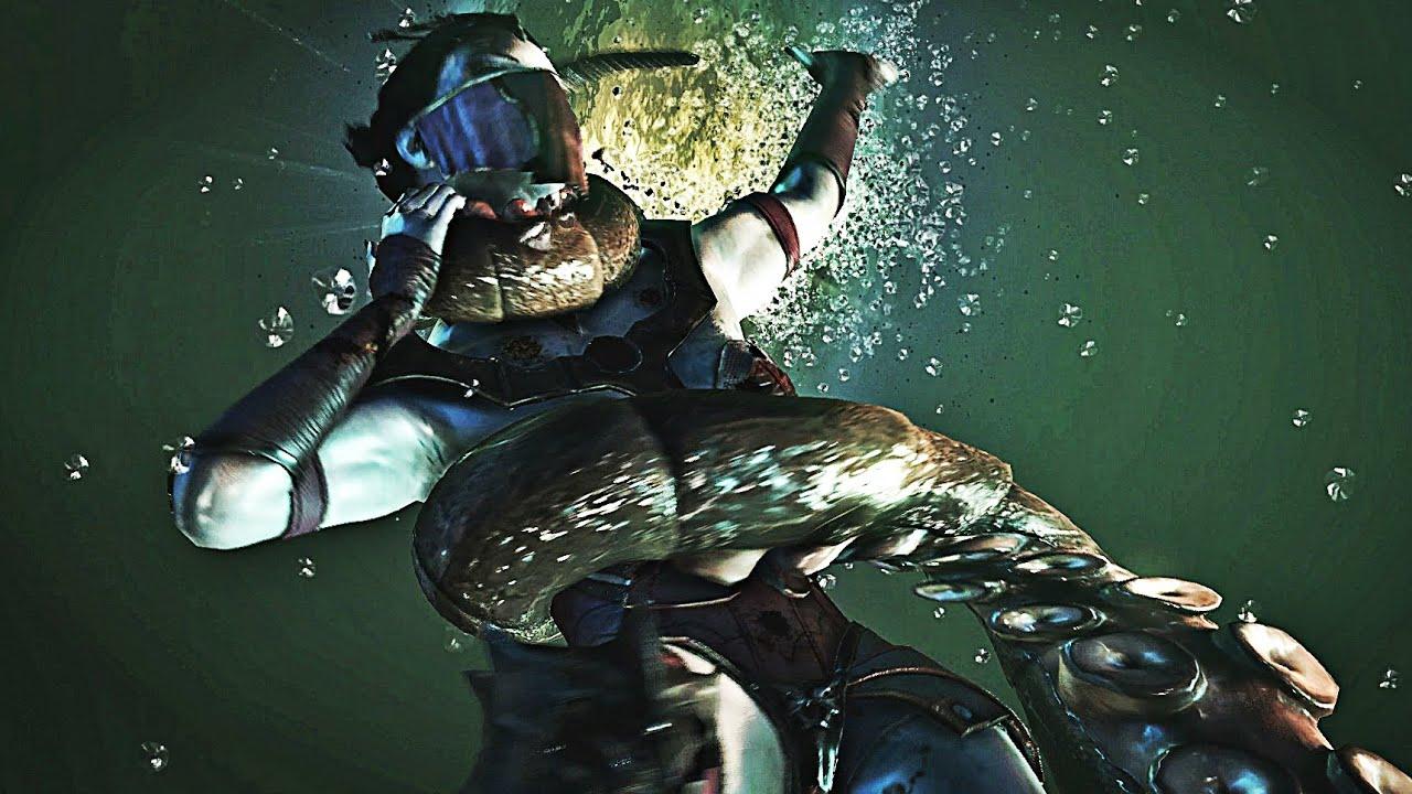 mortal kombat xl scorpion stage fatality