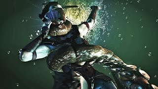 NEW Mortal Kombat XL All Stage Fatalities Gameplay includes a Revie...