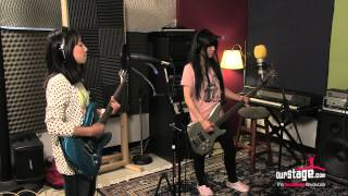 "Songs of the Revolution: Shonen Knife performs ""Twist Barbie"""