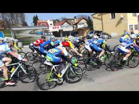 Silniční závod: Velká Bíteš-Brno-Velká Bíteš 2016