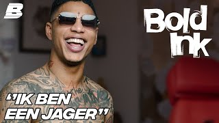YOUNG ELLENS: IK WAS 16 EN DACHT F*CK THE LAW! | BOLD INK x DAY1