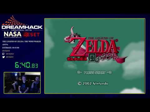 DreamHack Montreal 2016 : The Legend of Zelda - The Wind Waker by Hyxost