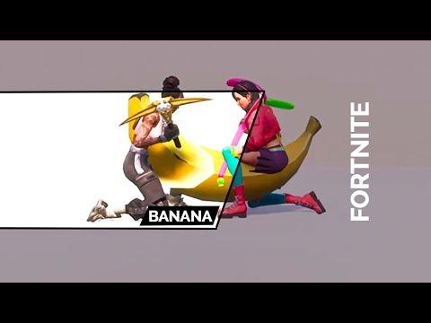Anitta With Becky G - Banana (Parody Music Video)