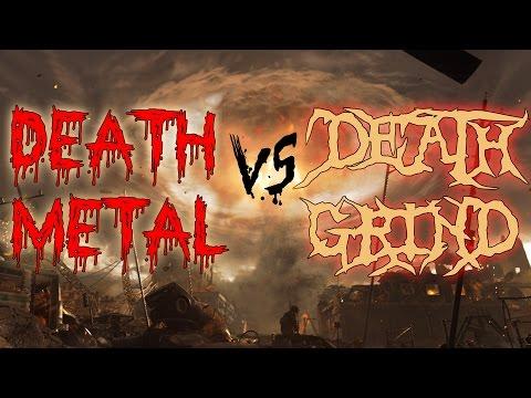 DEATH METAL vs DEATHGRIND (Bands Battle)