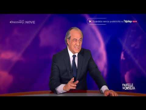Crozza Zaia 'Se la Grecia non chiede scusa, ritiro l'Ambasciatore del Veneto!'