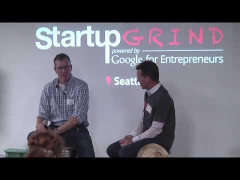Henry Albrecht, CEO Limeade with Jack Smith, Startup Grind Eastside