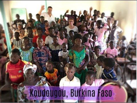 Mission à Koudougou, Burkina Faso