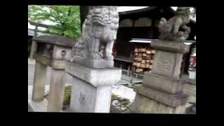 高牟神社 参拝動画 愛知県名古屋市千種区今池 パワースポット 初詣