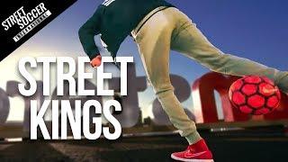 Insane street football skills - street kings amsterdam