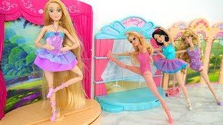 Балерина Барби куклы - новый балетный костюм для кукол