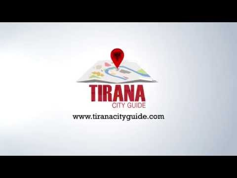 Tirana City Guide is Online!