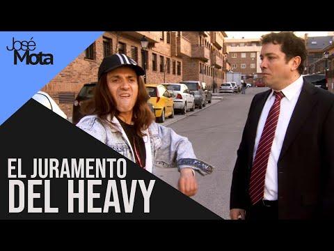 El juramento del heavy | José Mota